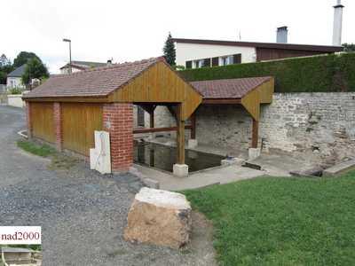 Potigny 14-Potigny-Rue-du-village