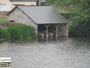 49-Chambellay - Quai de la Mayenne