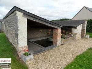 49-Fontaine Guérin - Ch du Lavoir