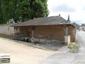 49-Sermaise - Rue du Lavoir